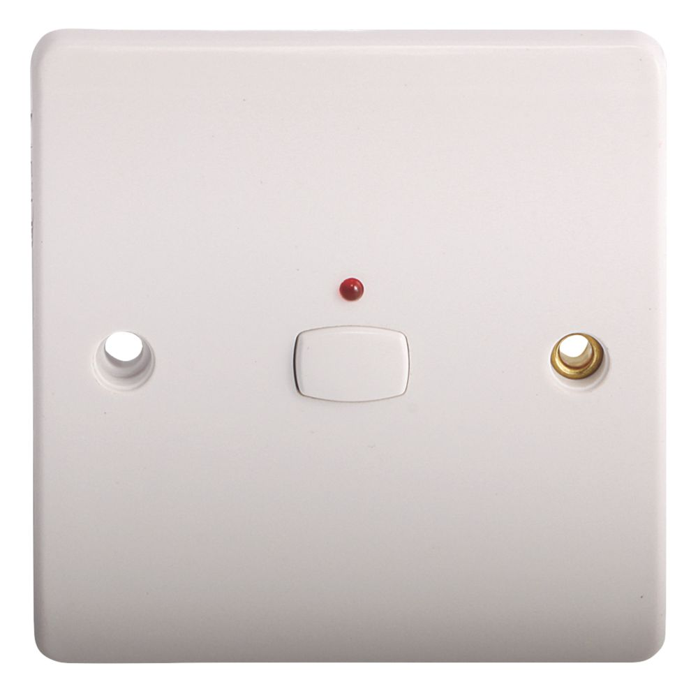 Energenie MiHome 1-Gang 1-Way 1A Light Switch White