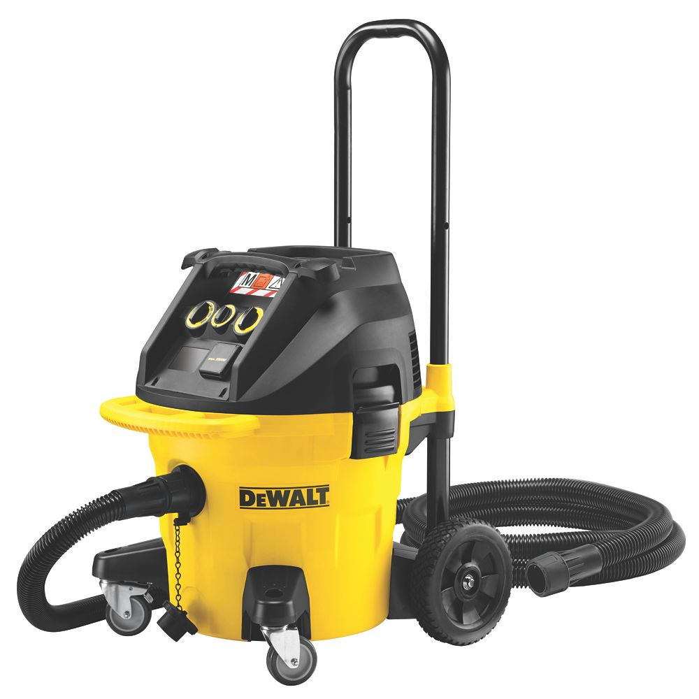 DeWalt DWV902M-GB 68Ltr/sec Electric Dust Extractor 240V