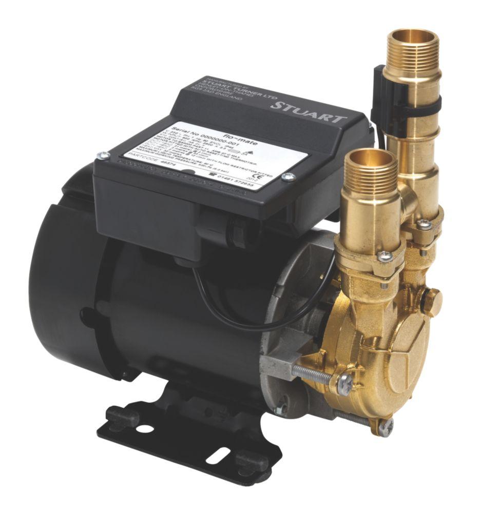 Stuart Turner Flomate Booster Mains Water Boosting Pump 1.5bar