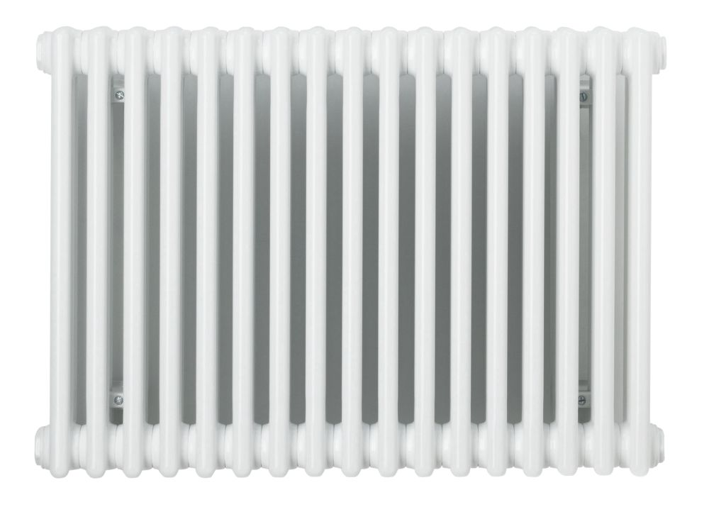 Acova  2-Column Horizontal Radiator 600 x 812mm White 2628BTU