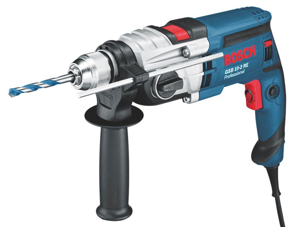 Bosch GSB 19-2 RE 850W  Electric Percussion Drill 240V