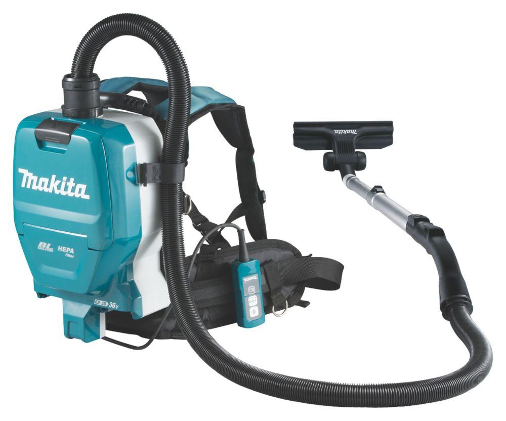 Makita DVC261ZX11 18V Li-Ion LXT Brushless Cordless Vacuum Cleaner - Bare