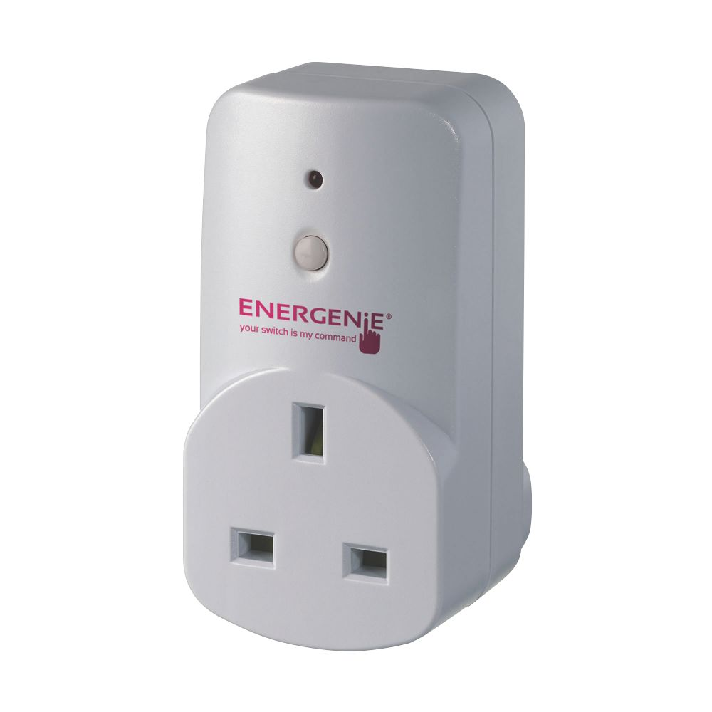Energenie MiHome Energy Monitor Socket