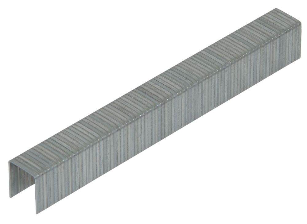 Easyfix Staples Zinc-Plated 12 x 10.6mm 5000 Pack