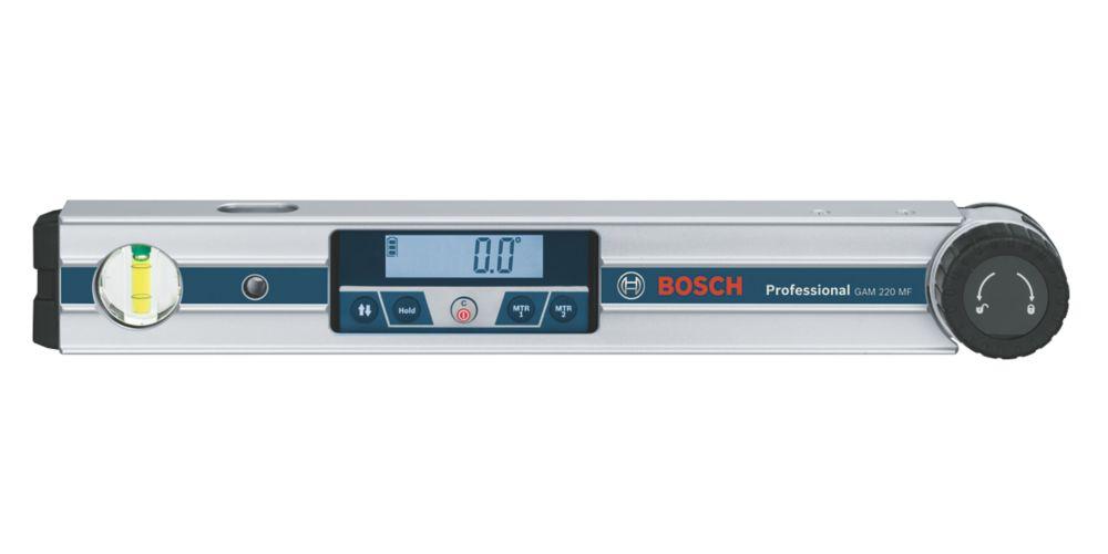 Bosch GAM 220 MF Digital Angle Measurer