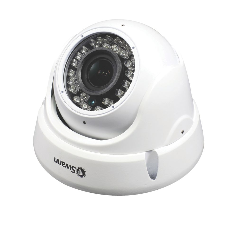 Swann SWPRO-1080ZLD Autofocus Analogue Dome Camera with Audio