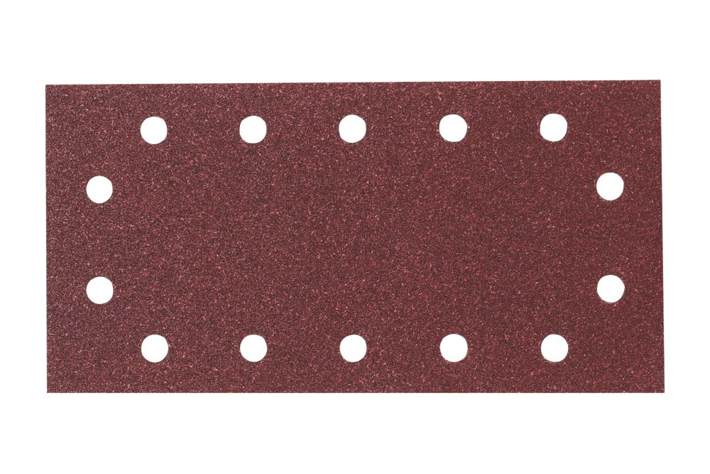 Makita Orbital ½ Sanding Sheets Punched 280 x 115mm 60 Grit 10 Pack