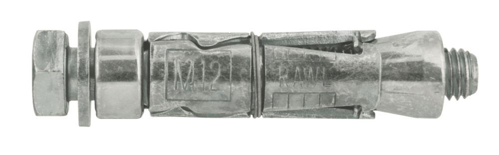 Rawlplug RawlBolts M10 x 140mm 5 Pack