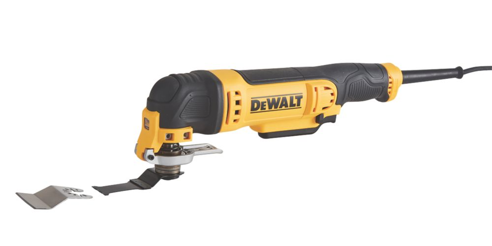 DeWalt DWE315SF-GB 300W  Electric Oscillating Multi-Tool 240V