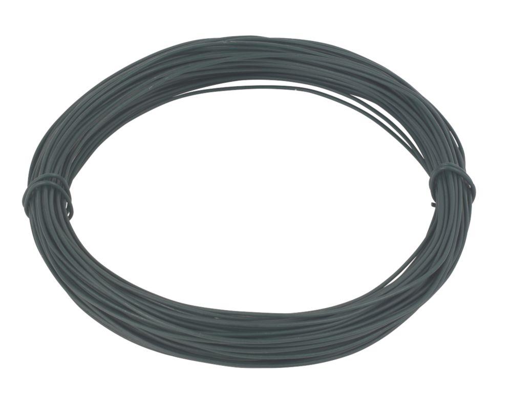 Apollo 2mm PVC-Coated Garden Wire 30m