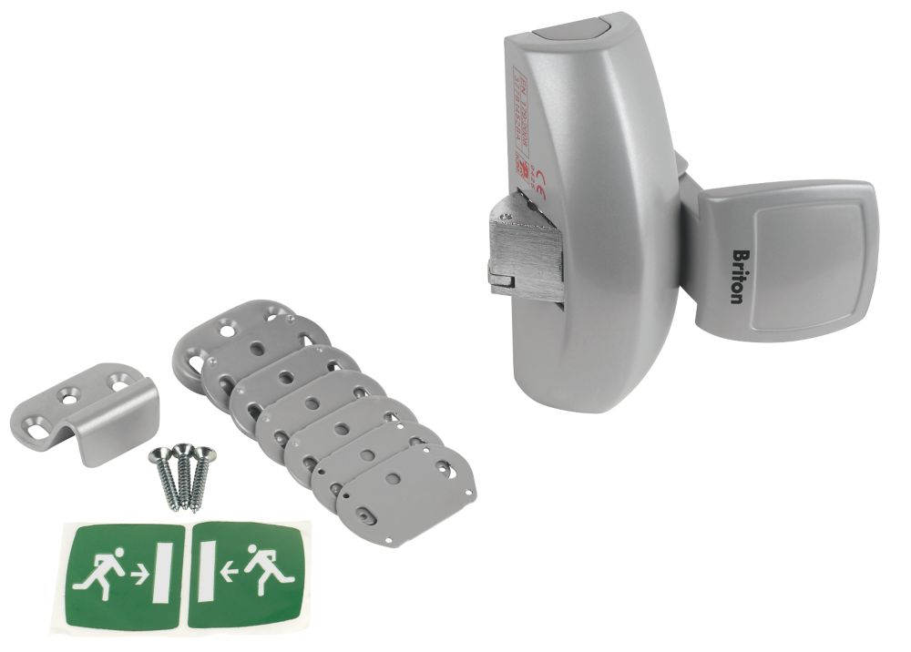 Briton 581.SE Push Pad Emergency Exit Latch