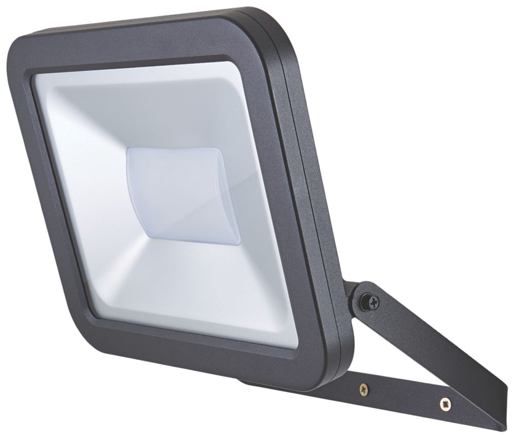 LAP  LED Floodlight 50W Black Daylight