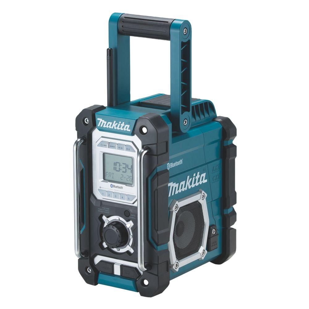 Makita DMR108 AM / FM Electric Bluetooth Site Radio 240V