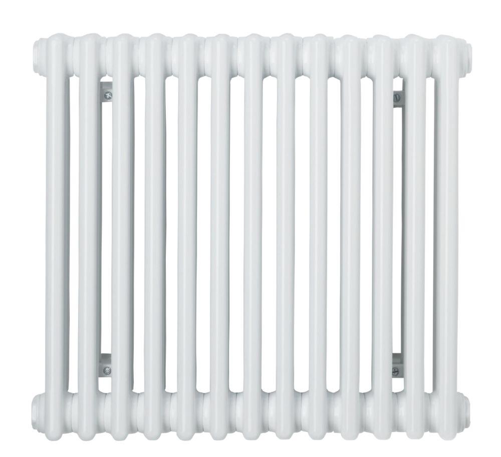 Acova  2-Column Horizontal Radiator 500 x 628mm White 1703BTU