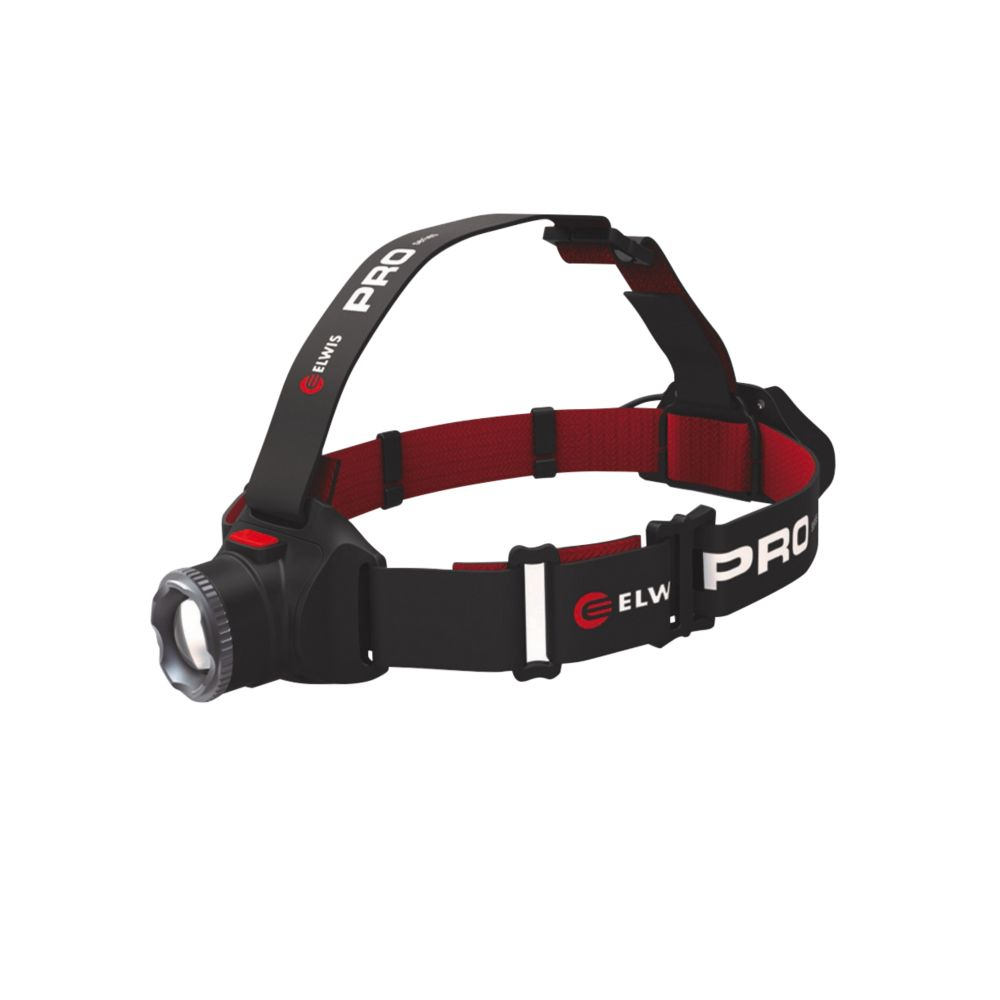 Elwis 700H2-R-SF Rechargeable LED Headlamp Integrated Li-Ion