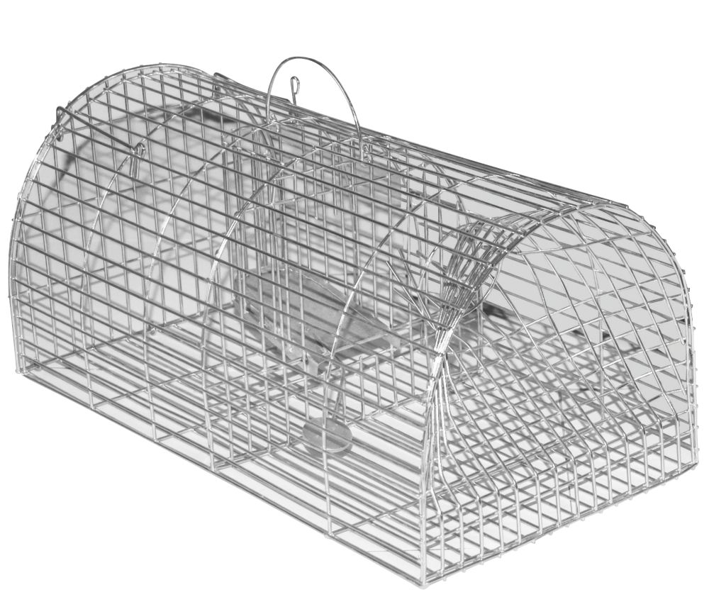 Pest-Stop PSRMCAGE Multicatch Rat Cage
