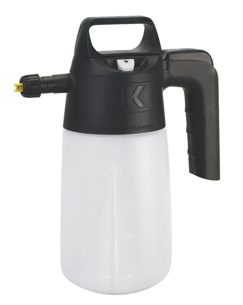81776 Black & White Hand Foam Sprayer 1.5Ltr