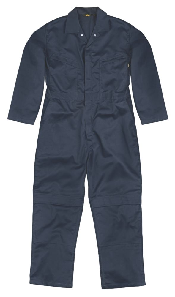 """Site Hammer Coverall Navy Large 53"""" Chest 31"""" L"""