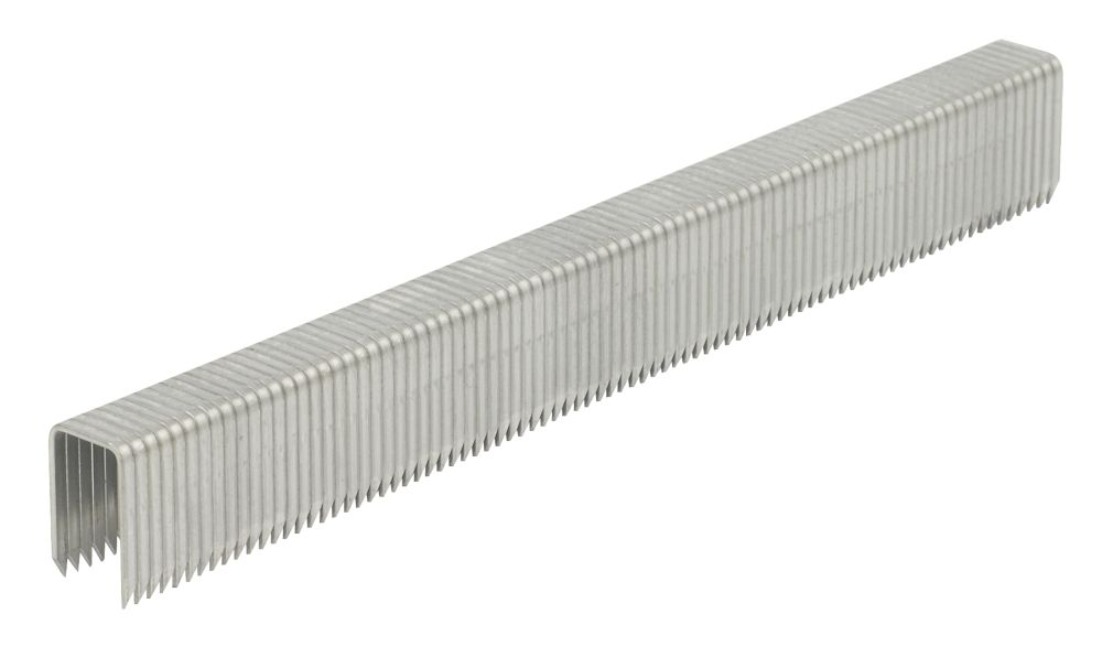 Stanley Narrow Staples Bright 12 x 8mm 1000 Pack