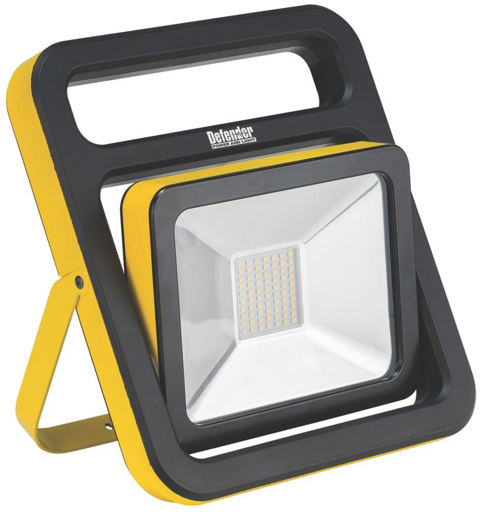 Defender  Slimline LED Work Light 30W 240V