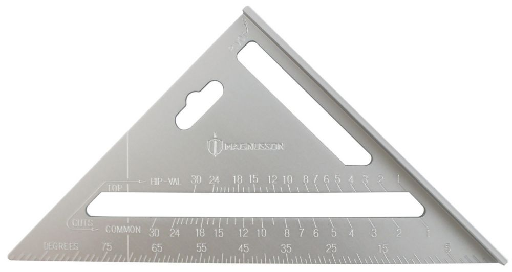 """Magnusson  Rafter Square 6 ⅔"""" (170mm)"""