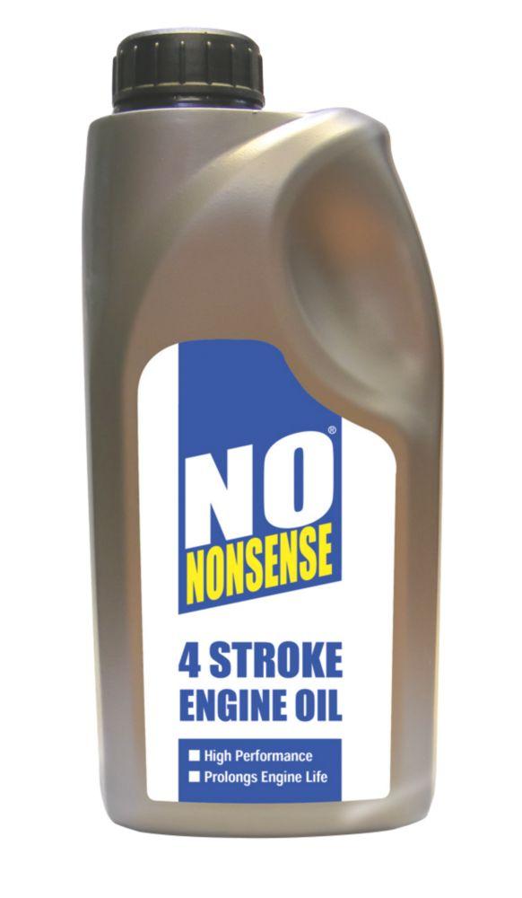 No Nonsense HP-141 4-Stroke Engine Oil 1Ltr