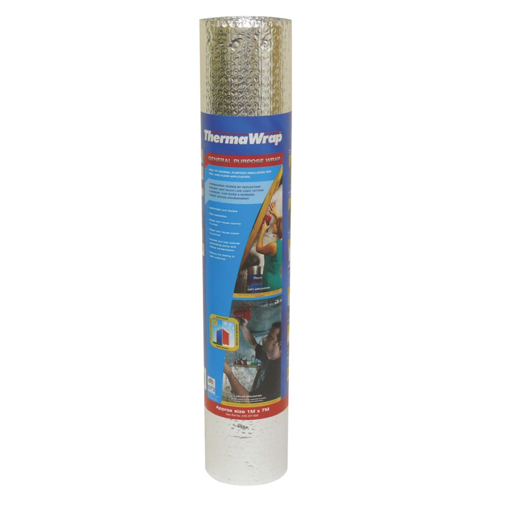 YBS Thermawrap General Purpose Insulation 10 x 1.05m