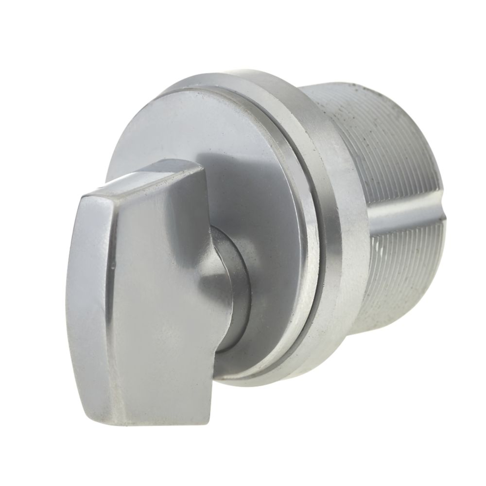Adams Rite Replacement Cylinder Satin Chrome 32mm