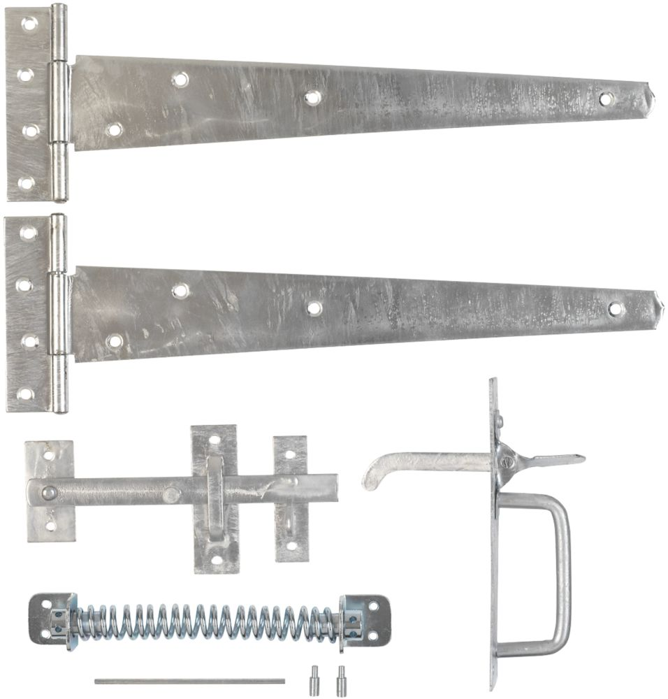 Hardware Solutions Gate Latch Kit Steel