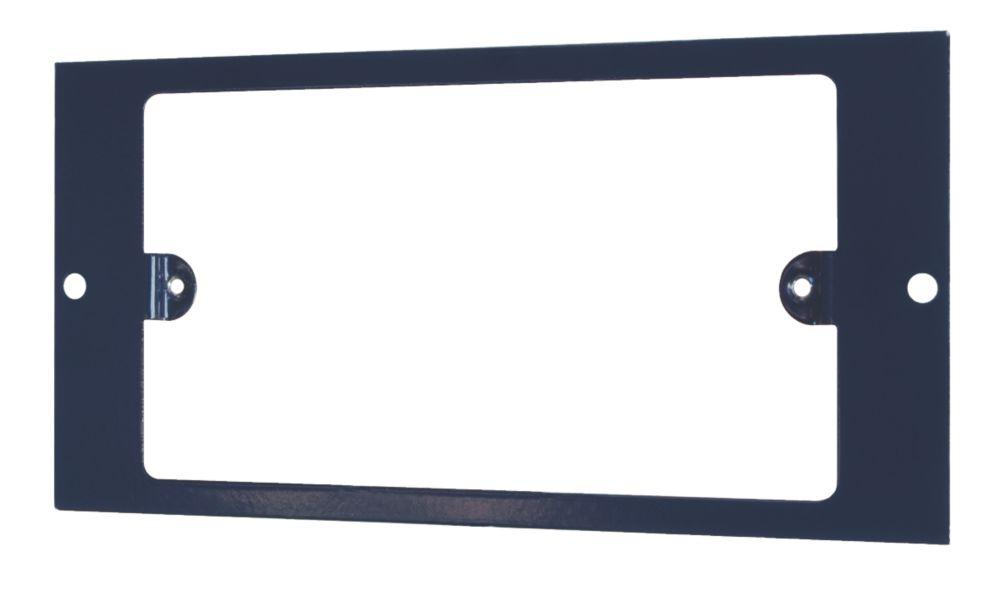 Schneider Electric Standard Wiring Plate 2 Gang 173 x 87mm