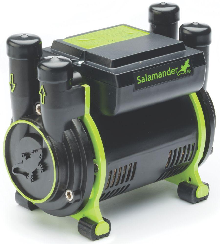 Salamander Pumps CT60B Regenerative Twin Shower Pump 1.8bar