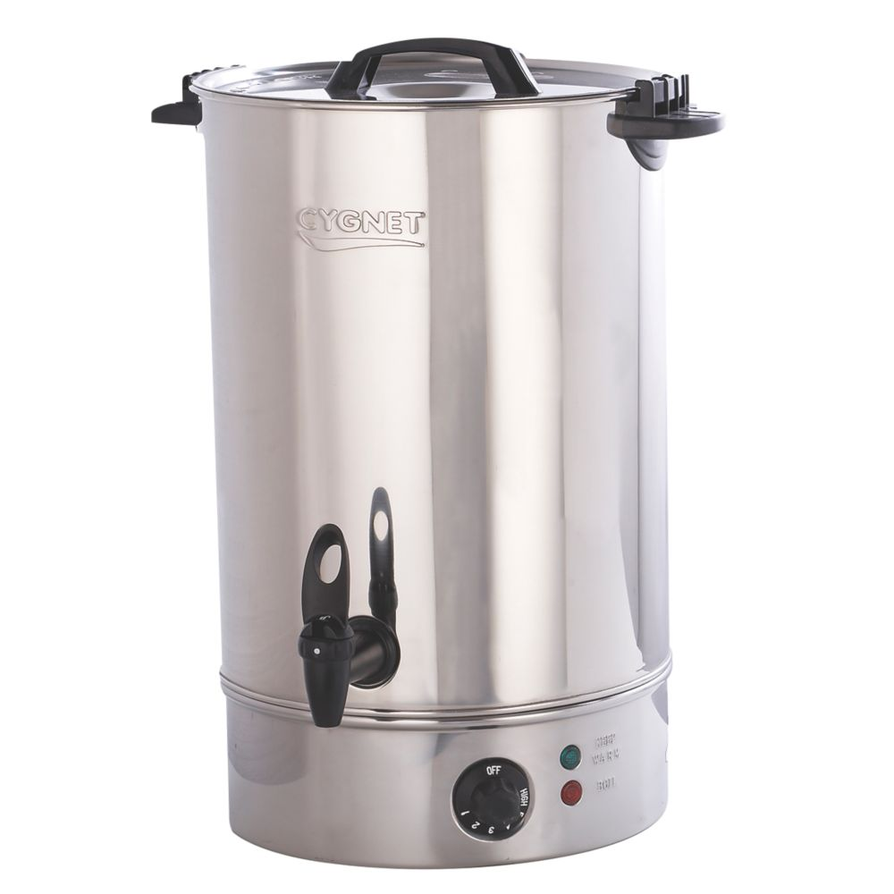 Cygnet 444440352 Manual Fill Water Boiler 20Ltr