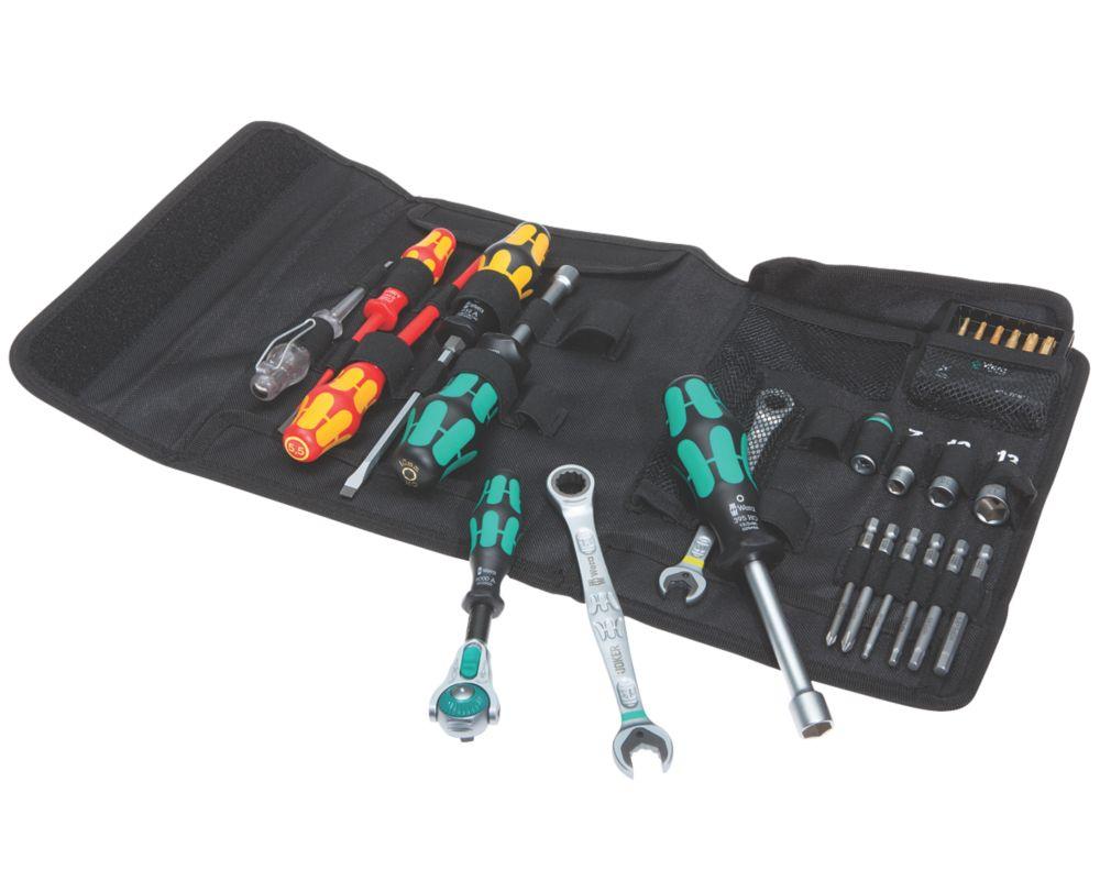 Wera  Compact Trade Kit 25 Piece Set