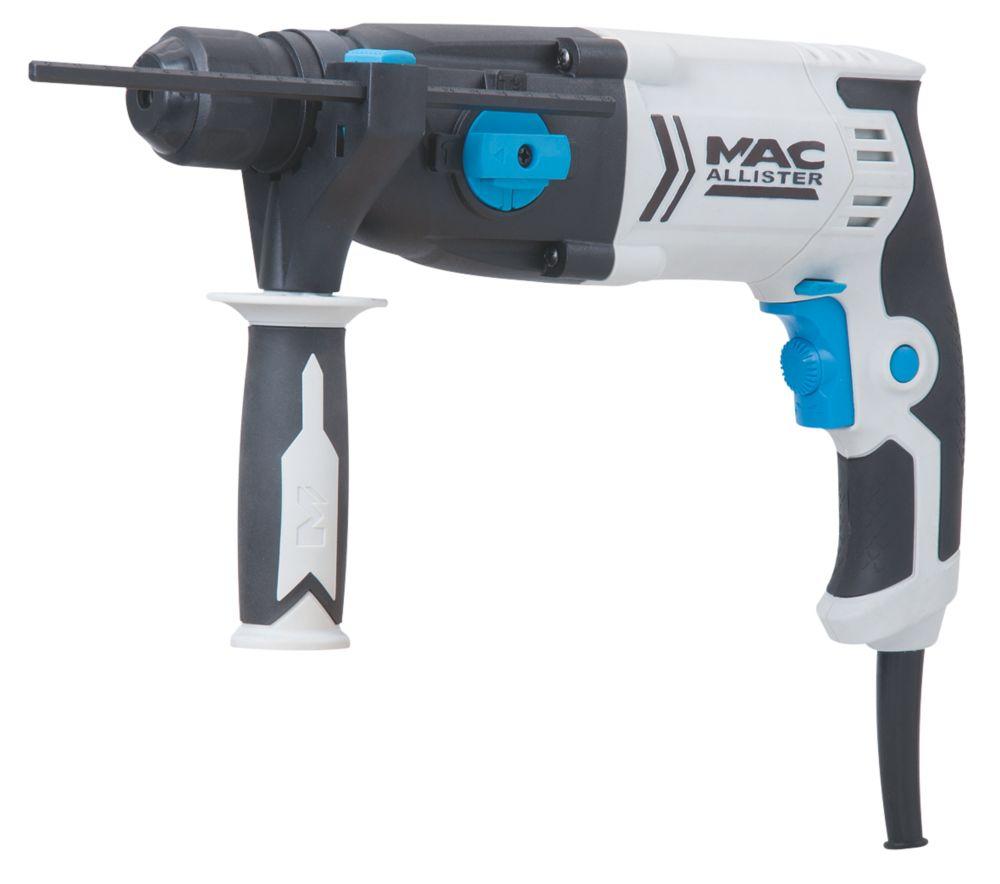 Mac Allister MSRH600 2.6kg Electric  SDS Plus Drill 220-240V