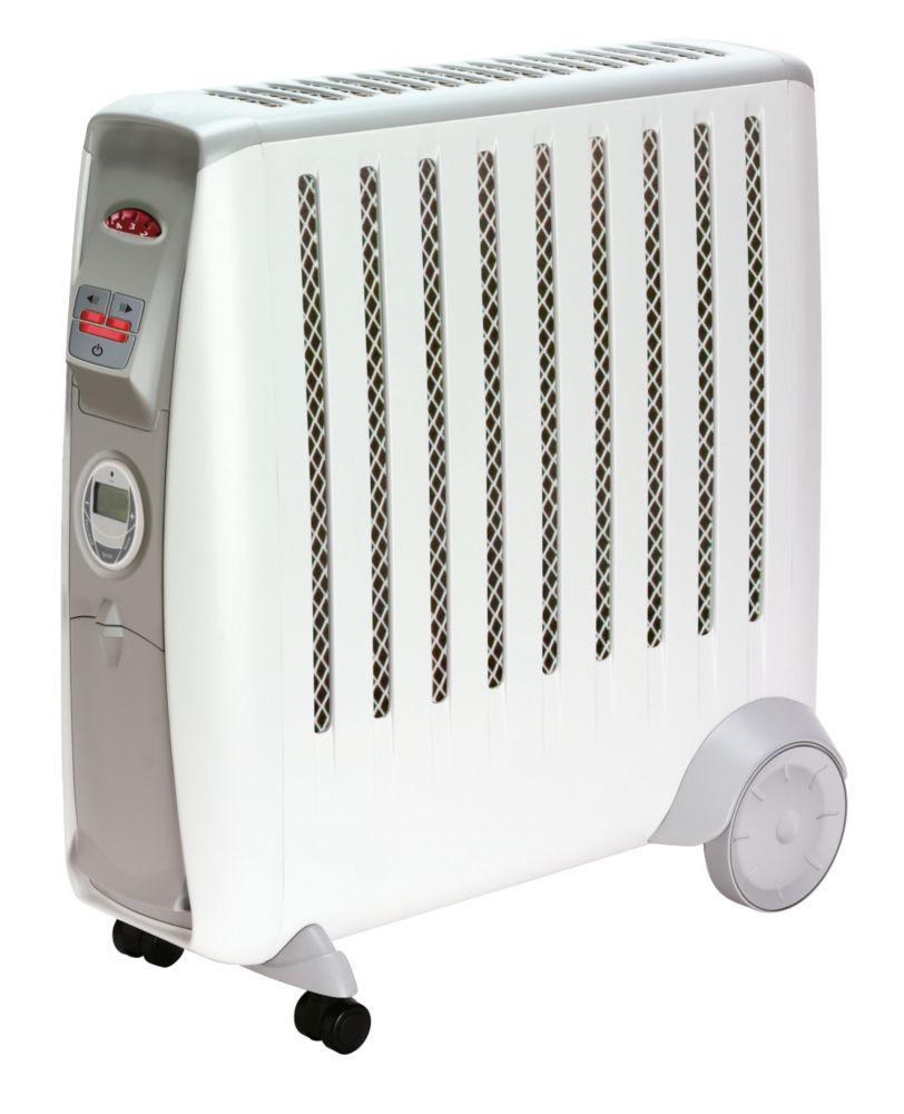 Dimplex CDE2Ti Freestanding Oil-Free Radiator  2000W 614 x 605mm