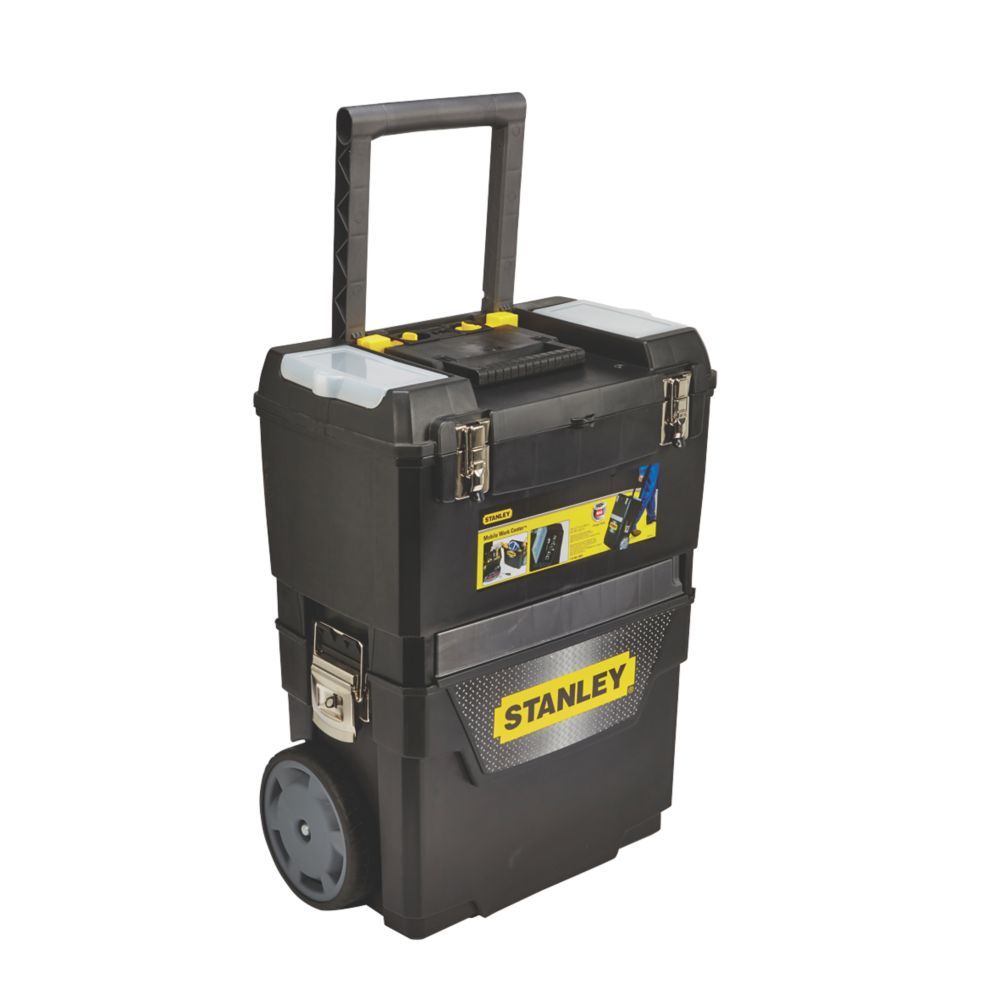 Stanley  Mobile Work Centre 3 Pieces